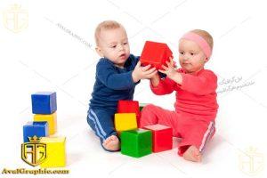 عکس بچها در حال بازی