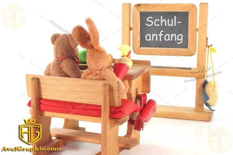 عکس عروسک خرگوش و خرس اسباب بازی