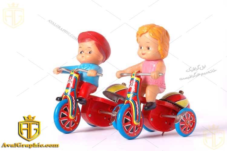 عکس دوچرخه اسباب بازی