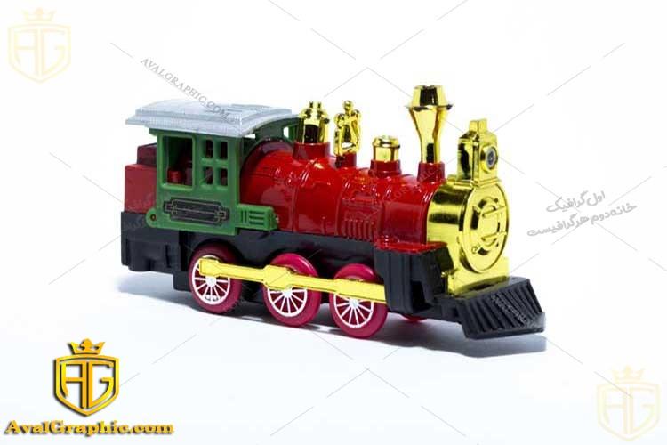 عکس رایگان قطار اسباب بازی
