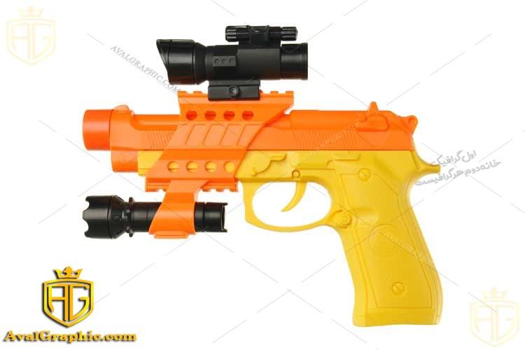 عکس تفنگ اسباب بازی