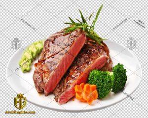 png گوشت استیک