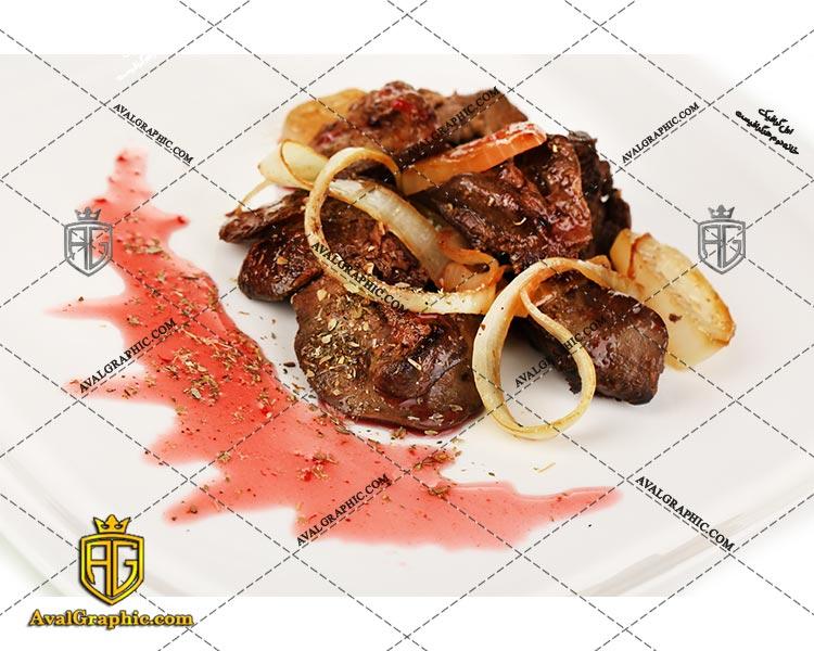 شاتر استوک گوشت پخته شده