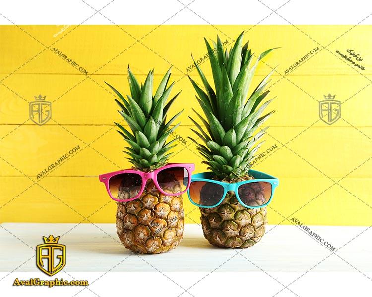 شاتراستوک دو آناناس