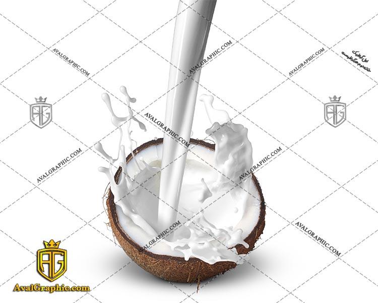 شاتراستوک شیره نارگیل