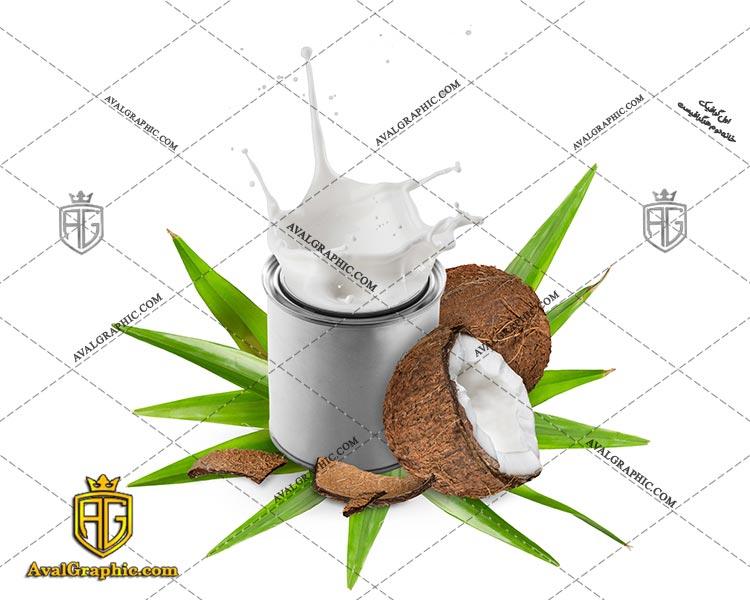 شاتراستوک شیرنارگیل رایگان