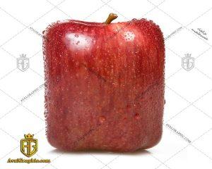 شاتراستوک سیب قرمز