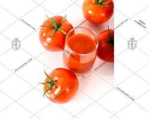 شاتراستوک رایگان آب گوجه