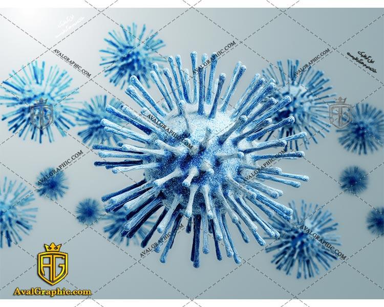 شاتراستوک رایگان ویروس آنفولانزا