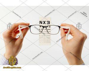 شاتراستوک عینک سیاه