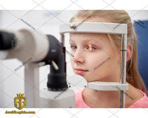 شاتراستوک بینایی سنجی