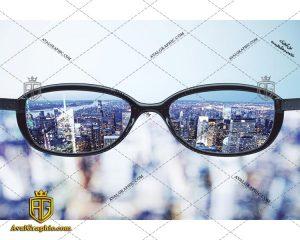 شاتراستوک عینک