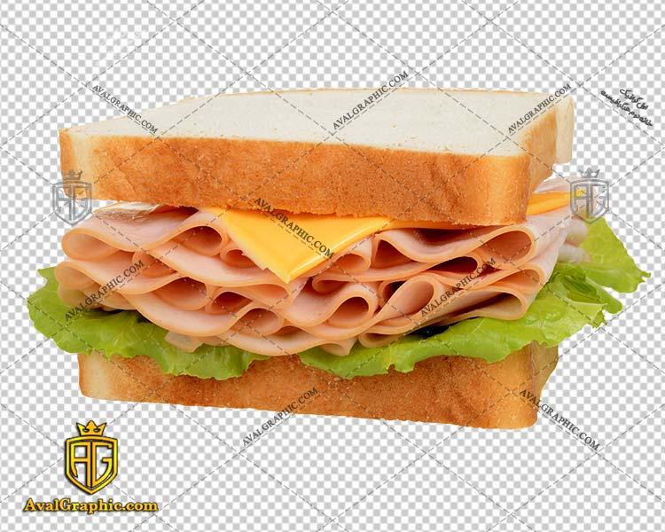 ساندویچ کالباس png