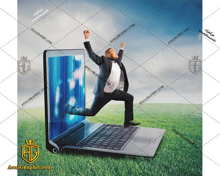 شاتراستوک لپ تاپ رایگان