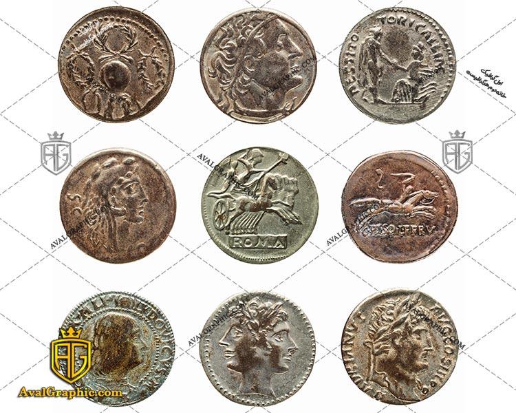 شاتراستوک سکه های باستانی رایگان