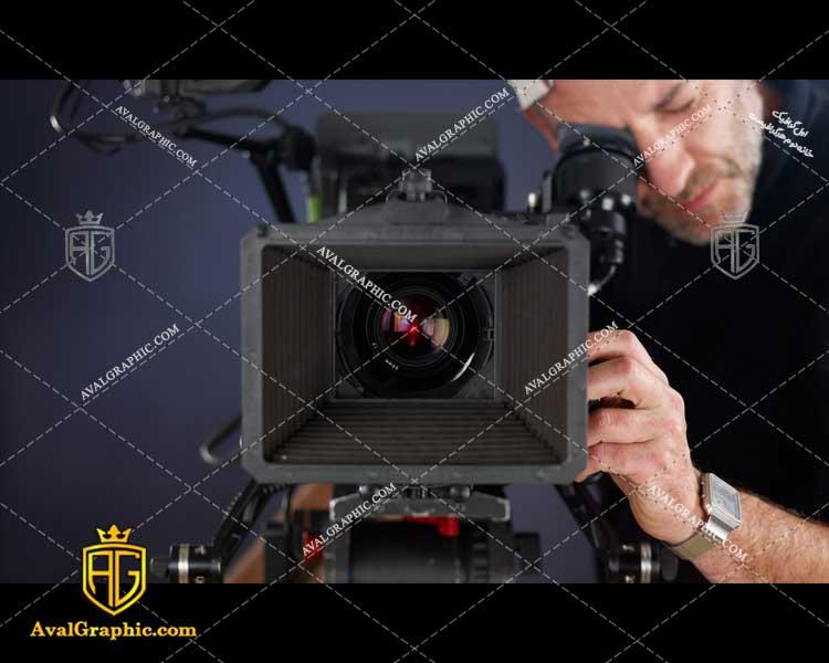 عکس با کیفیت فیلمبردار مناسب برای طراحی و چاپ - عکس فیلم - تصویر فیلم - شاتر استوک فیلم - شاتراستوک فیلم