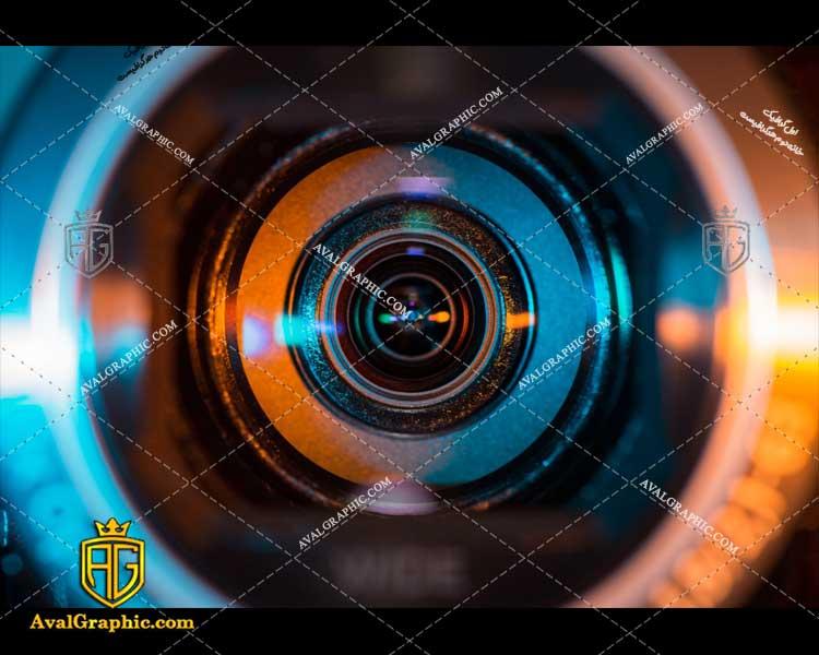 عکس با کیفیت لنز دوربین مناسب برای طراحی و چاپ - عکس دوربین - تصویر دوربین - شاتر استوک دوربین - شاتراستوک دوربین