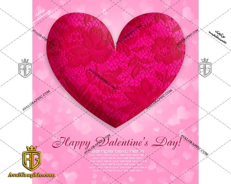 عکس قلب گلدوزی رایگان مناسب برای چاپ و طراحی با رزو 300 - شاتر استوک قلب - عکس با کیفیت قلب - تصویر قلب - شاتراستوک قلب