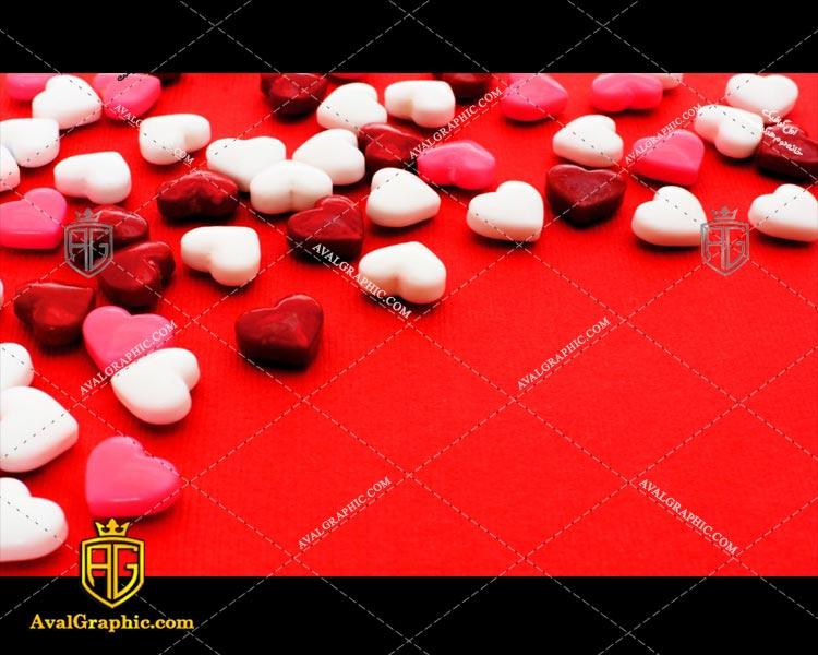عکس آبنبات قلبی رایگان مناسب برای چاپ و طراحی با رزو 300 - شاتر استوک آبنبات - عکس با کیفیت آبنبات - تصویر آبنبات - شاتراستوک آبنبات