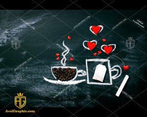 عکس با کیفیت قهوه تلخ مناسب برای طراحی و چاپ - عکس قهوه - تصویر قهوه - شاتر استوک قهوه - شاتراستوک قهوه