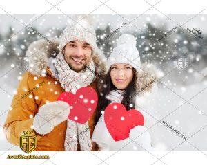 عکس با کیفیت زوج زیبا مناسب برای طراحی و چاپ می باشد - عکس زوج - تصویر زوج - شاتر استوک زوج - شاتراستوک زوج