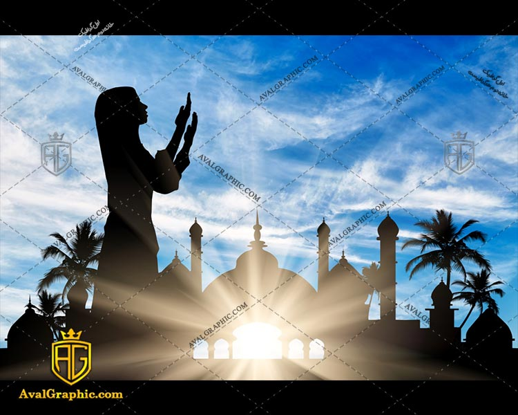 عکس مسجد نورانی رایگان مناسب برای چاپ و طراحی با رزو 300 - شاتر استوک مسجد - عکس با کیفیت مسجد - تصویر مسجد - شاتراستوک مسجد