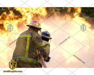 عکس با کیفیت خاموش کردن مناسب برای طراحی و چاپ - عکس آتش - تصویر آتش - شاتر استوک آتش - شاتراستوک آتش آتش