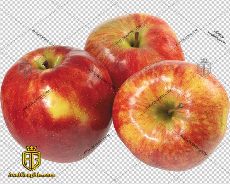 png سیب های قرمز
