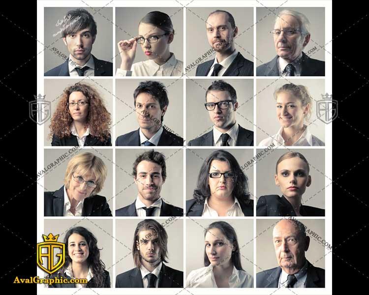 عکس با کیفیت چهره لاکچری مناسب برای طراحی و چاپ - عکس چهره - تصویر چهره - شاتر استوک چهره - شاتراستوک چهره