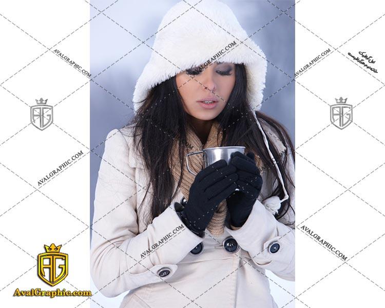 عکس با کیفیت خانم سفیدپوش مناسب برای طراحی و چاپ - عکس خانم - تصویر خانم - شاتر استوک خانم - شاتراستوک خانم دانلود