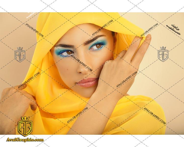 عکس با کیفیت شال زرد مناسب برای طراحی و چاپ می باشد - عکس شال - تصویر شال - شاتر استوک شال - شاتراستوک شال