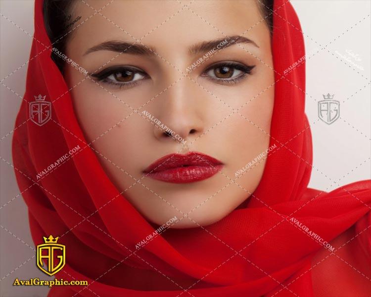 عکس با کیفیت شال قرمز مناسب برای طراحی و چاپ می باشد - عکس شال - تصویر شال - شاتر استوک شال - شاتراستوک شال