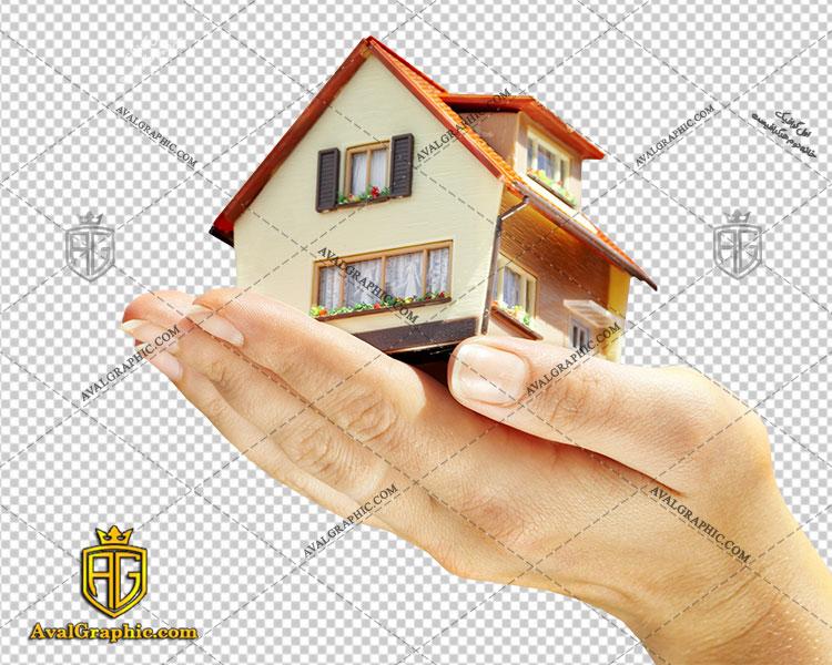 png ویلا در دست , پی ان جی ویلا , دوربری ویلا , عکس ویلا با زمینه شفاف, ویلا با فرمت png