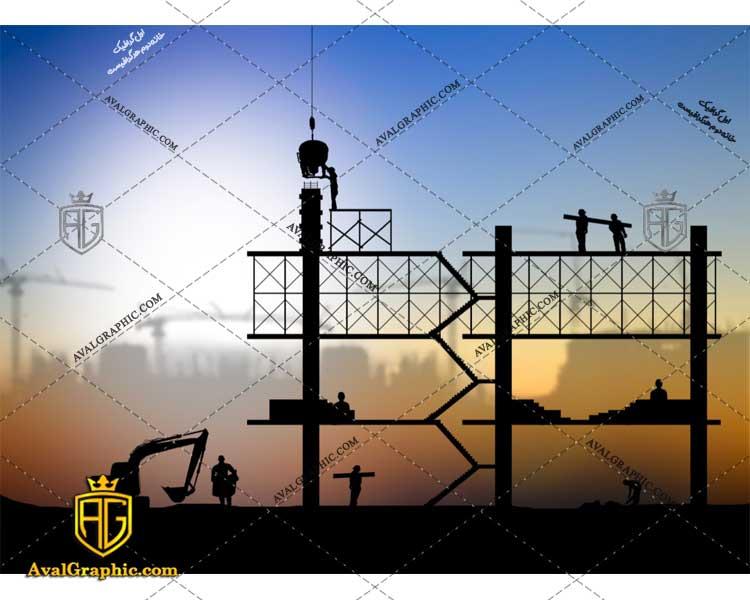 عکس با کیفیت ساخت ساختمان مناسب برای طراحی و چاپ - عکس ساختمان - تصویر ساختمان - شاتر استوک ساختمان - شاتراستوک ساختمان