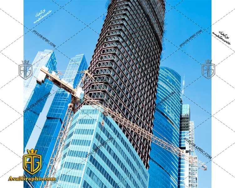 عکس با کیفیت ساختمان نیمه کاره لوکس مناسب برای طراحی و چاپ - عکس ساختمان - تصویر ساختمان - شاتر استوک ساختمان - شاتراستوک ساختمان