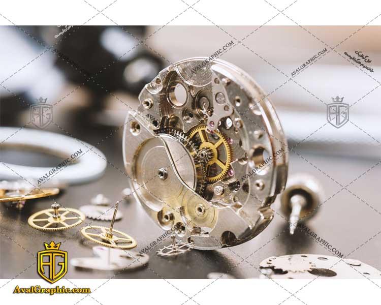 عکس با کیفیت قطعات ساعت _ مناسب برای طراحی و چاپ - عکس ساعت - تصویر ساعت - شاتر استوک ساعت - شاتراستوک ساعت