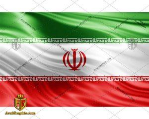 عکس پرچم زیبا رایگان مناسب برای چاپ و طراحی با رزو 300 - شاتر استوک پرچم - عکس با کیفیت پرچم - تصویر پرچم - شاتراستوک پرچم