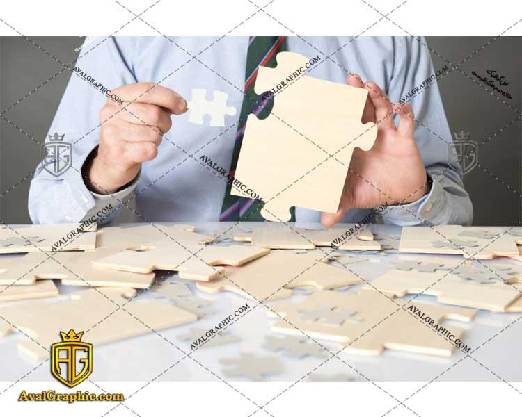 عکس پازل کوچک و بزرگ رایگان مناسب برای چاپ و طراحی با رزو 300 - شاتر استوک اشیاء - عکس با کیفیت اشیاء - تصویر اشیاء - شاتراستوک اشیاء