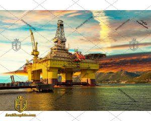 عکس با کیفیت دکل زرد مناسب برای طراحی و چاپ می باشد - عکس دکل - تصویر دکل - شاتر استوک دکل - شاتراستوک دکل