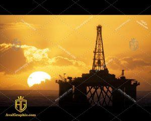 عکس با کیفیت دکل طلایی مناسب برای طراحی و چاپ می باشد - عکس دکل - تصویر دکل - شاتر استوک دکل - شاتراستوک دکل