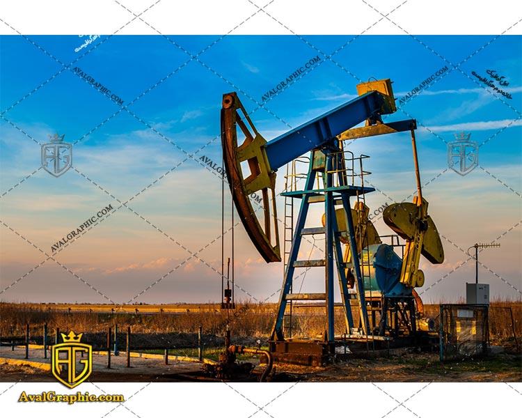 عکس باکیفیت دستگاه نفت کش مناسب برای طراحی و چاپ - عکس نفت کش - تصویر نفت کش - شاتر استوک نفت کش- شاتراستوک نفت کش