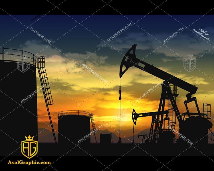 عکس با کیفیت نفت کش سیاه مناسب برای طراحی و چاپ - عکس نفت کش - تصویر نفت کش - شاتر استوک نفت کش- شاتراستوک نفت کش