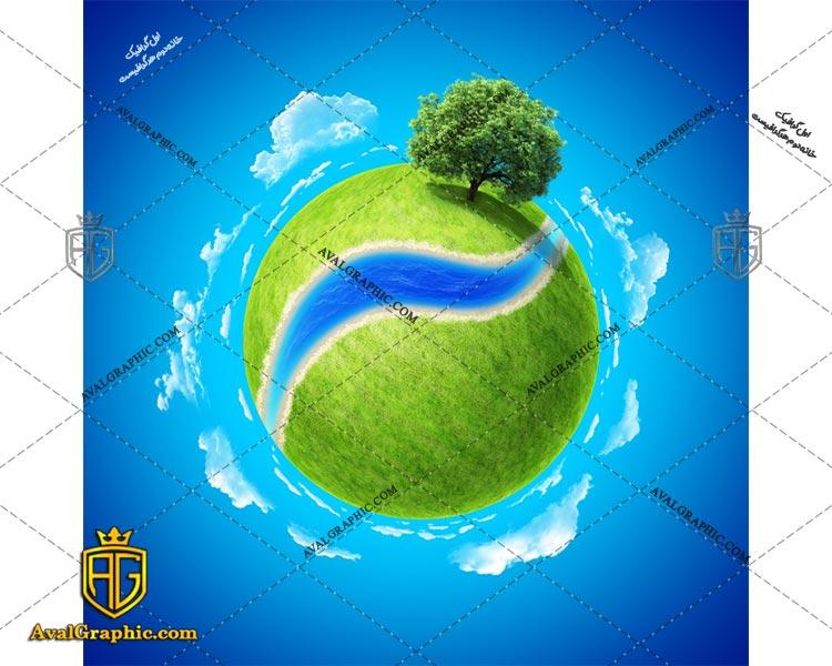 عکس با کیفیت سیاره چشمه مناسب برای طراحی و چاپ - عکس سیاره - تصویر سیاره - شاتر استوک سیاره - شاتراستوک سیاره