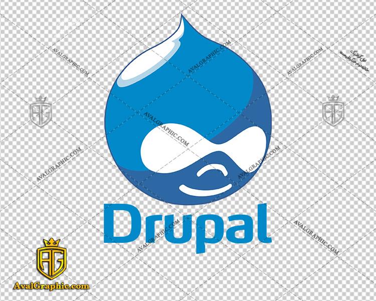 لوگو برنامه Drupal دانلود لوگو برنامه, نماد برنامه, آرم برنامه مناسب برای استفاده در طراحی های شما