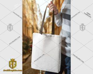 موکاپ کیف های پارچه ای دانلود موکاپ کیف , موکاپ لایه باز کیف , موکاپ گرافیکی کیف , فایل موکاپ کیف