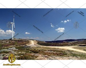 عکس توربین بادی بلند رایگان مناسب برای چاپ و طراحی با رزو 300 - شاتر استوک توربین - عکس با کیفیت توربین - تصویر توربین - شاتراستوک توربین
