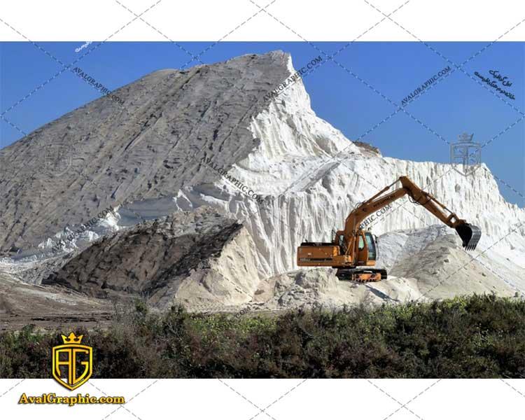 عکس با کیفیت کوه سفید مناسب برای طراحی و چاپ - عکس ماشین آلات - تصویر ماشین آلات - شاتر استوک ماشین آلات - شاتراستوک ماشین آلات
