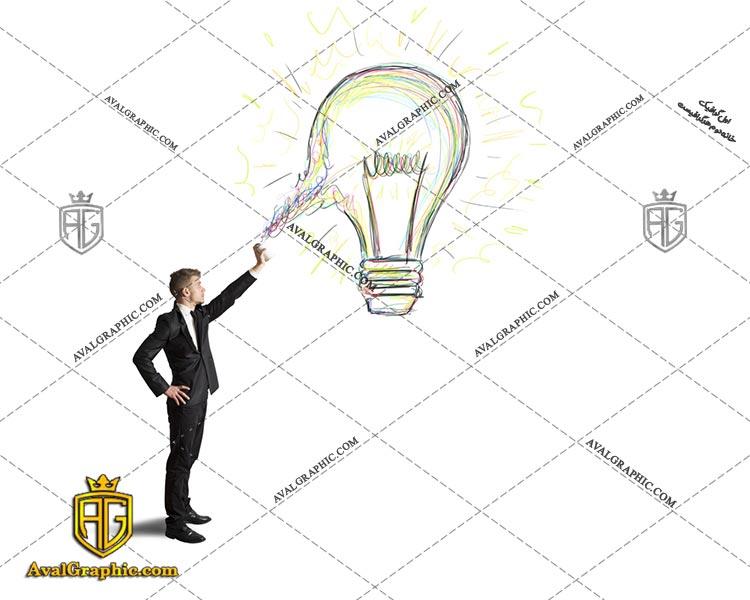 عکس با کیفیت لامپ نقاشی مناسب برای طراحی و چاپ - عکس لامپ - تصویر لامپ - شاتر استوک لامپ - شاتراستوک لامپ