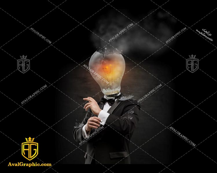 عکس با کیفیت لامپ سوخته مناسب برای طراحی و چاپ - عکس لامپ - تصویر لامپ - شاتر استوک لامپ - شاتراستوک لامپ
