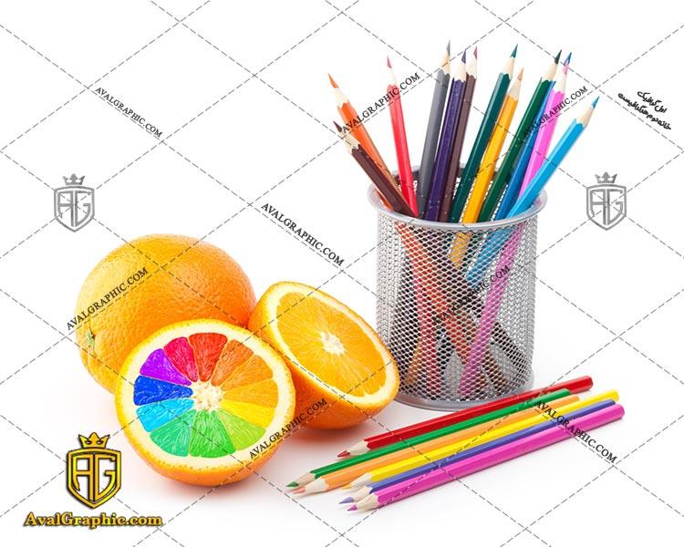 عکس با کیفیت پرتقال رنگی مناسب برای طراحی و چاپ - عکس پرتقال - تصویر پرتقال - شاتر استوک پرتقال - شاتراستوک پرتقال